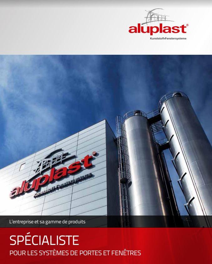 Catalogue Systèmes Aluplast