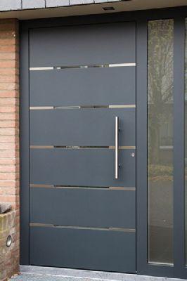 U-pvc Doors